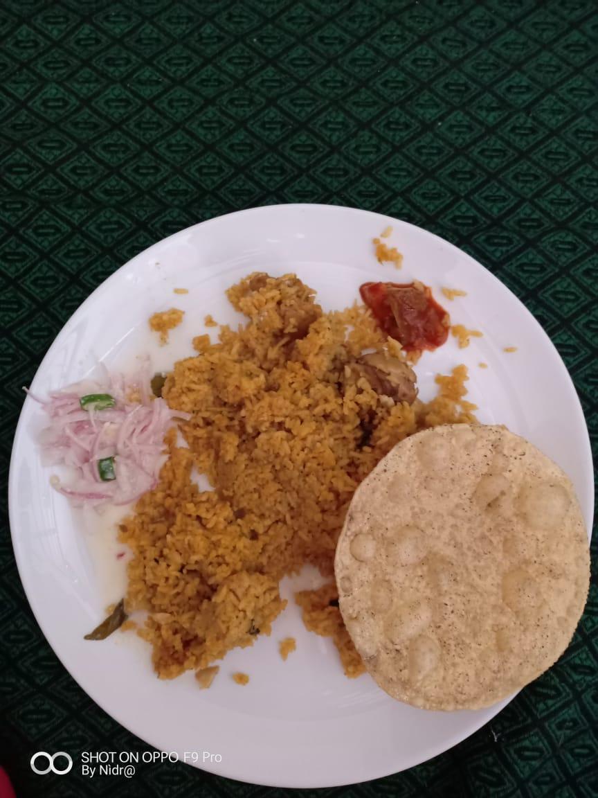 Easy Chicken Biriyani