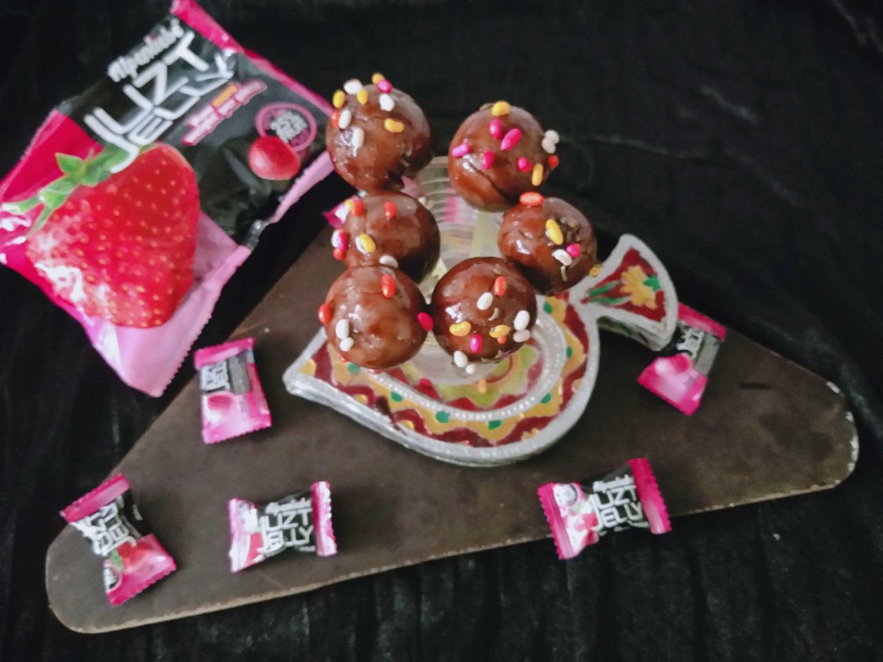 Biscuit Lollipop