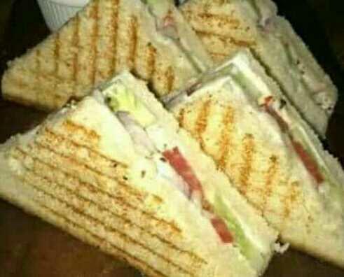 Pudina Sandwich