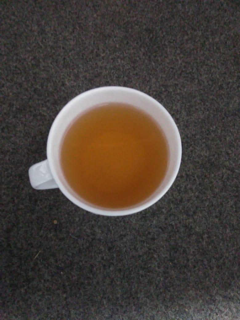 Lemon-Ginger Green Tea