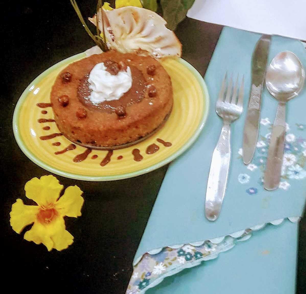 Chocolate  Hazelnut  Mini Pie