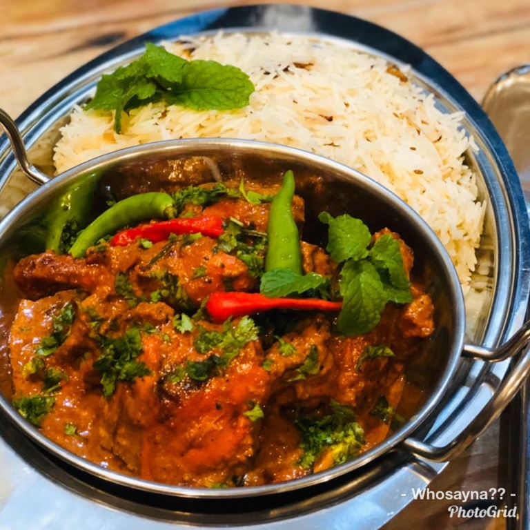 Whosayna's Chicken Tandoori Masala