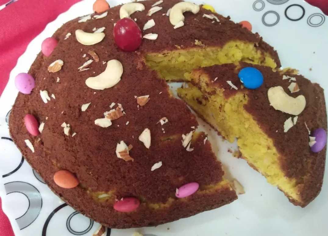 फ्रूट केक