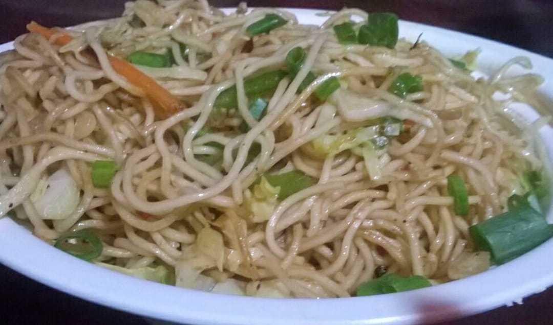 Chinese Hakka Noodles