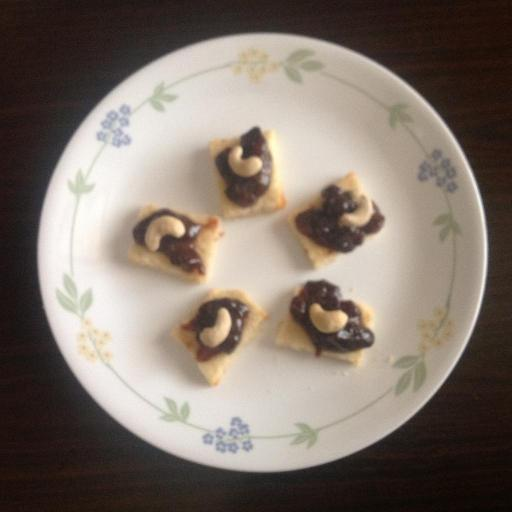 Dessert Bruschetta
