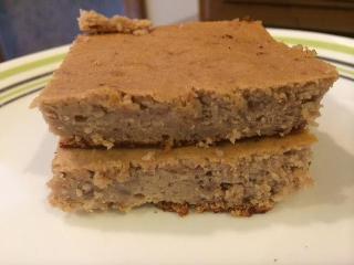 Diet Soya Flour Cake