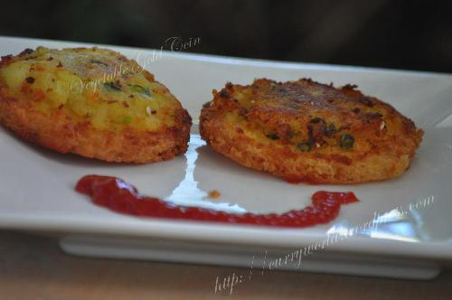 Vegetable Gold Coin-An Easy Snack for Kids ...