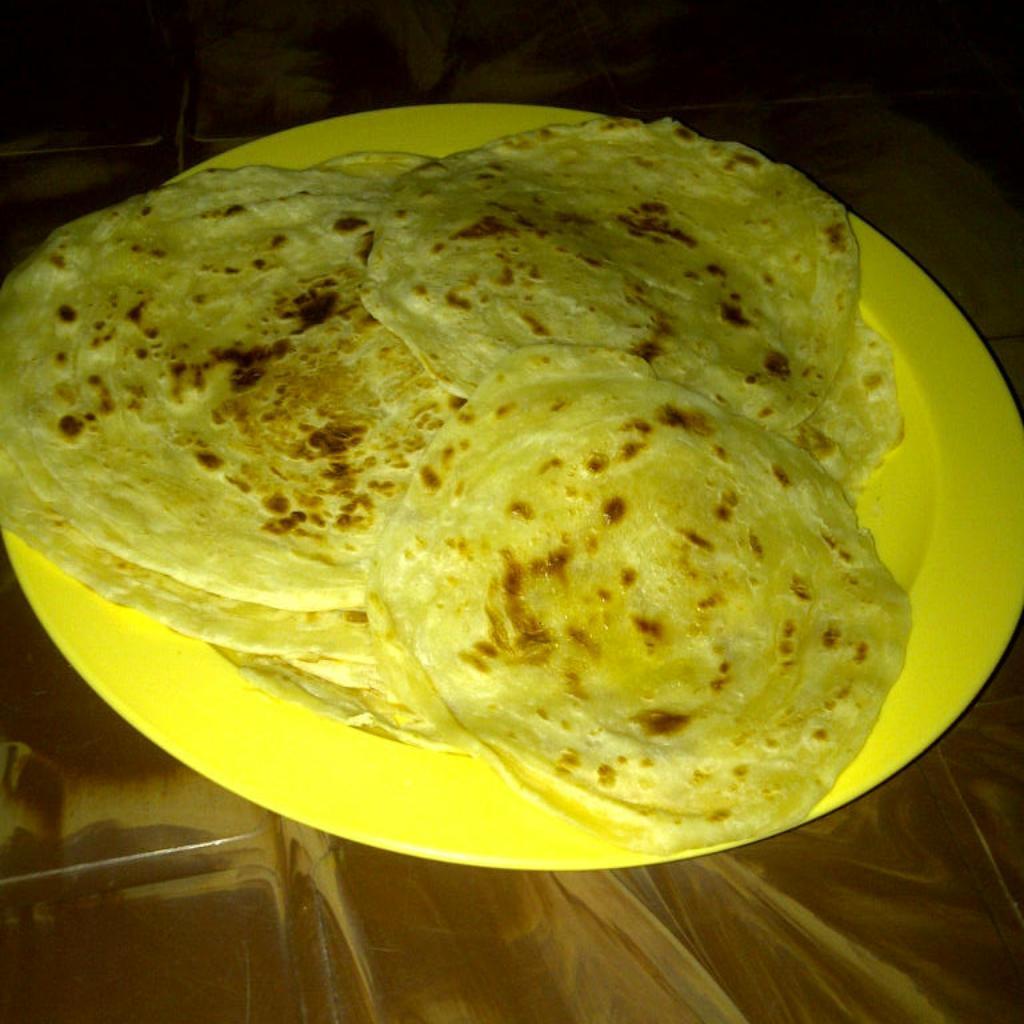 Kerala Parotta
