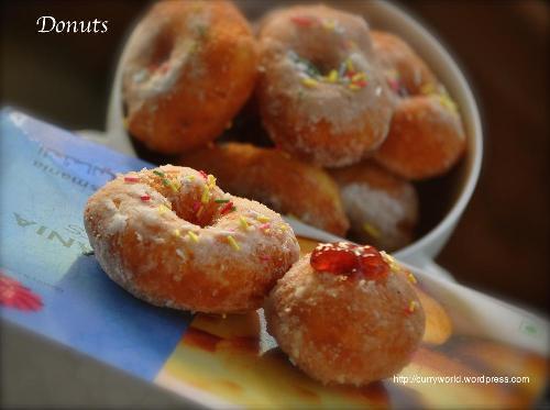 Easy Donut Recipe
