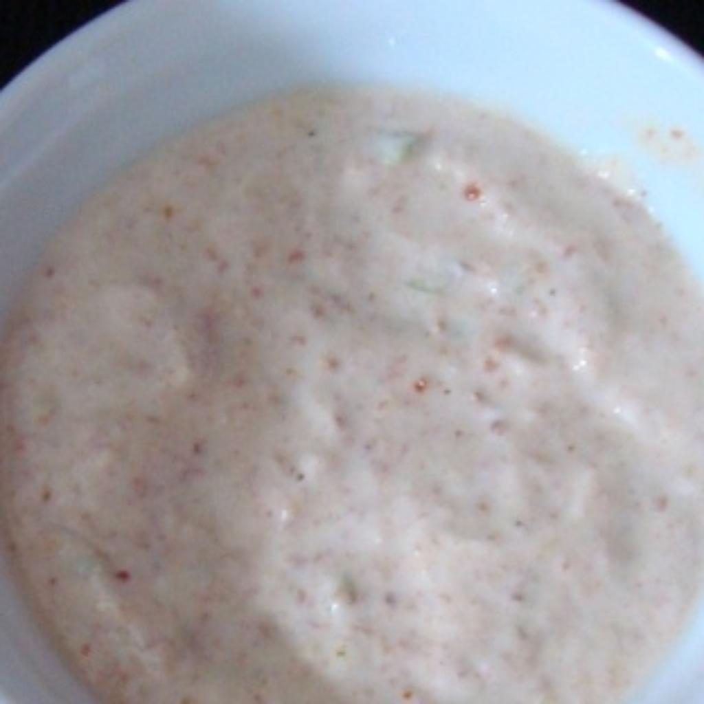 Yoghurt Dip/ Curd Dip